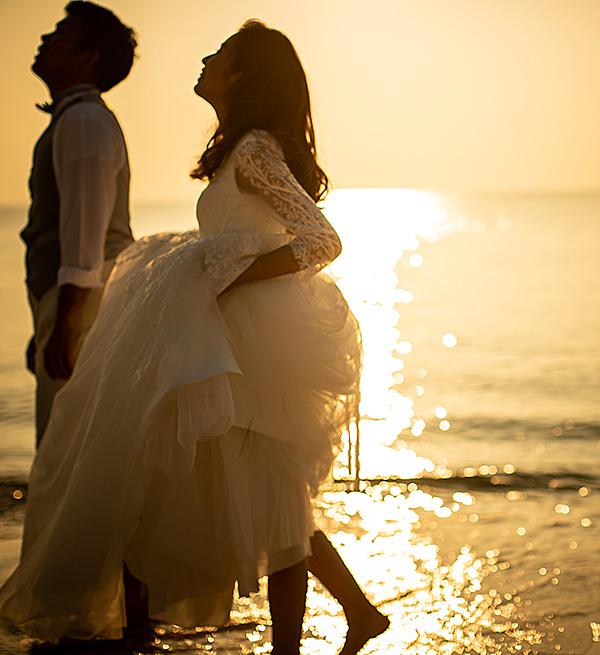 ビーチ・自然・サンセット(3ヶ所プラン) 沖縄海写真撮影 フォトプラン