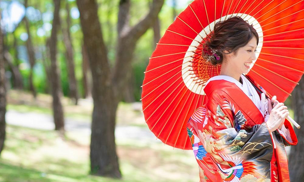 沖縄 写真撮影 和装